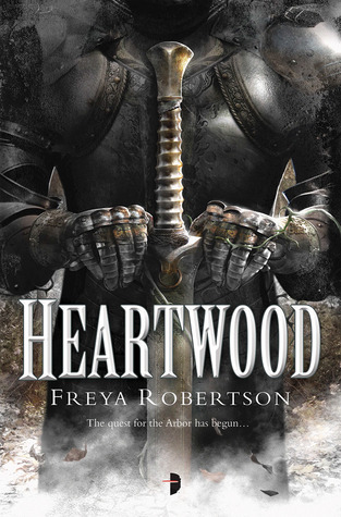 Heartwood (The Elemental Wars, #1)