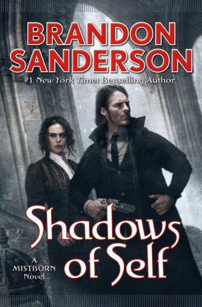 Shadows of Self (Mistborn: Wax and Wayne, #2)