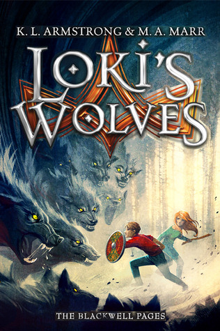 Loki's Wolves (The Blackwell Pages, #1)