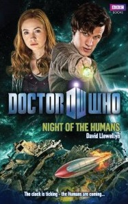 Night of the Humans (Doctor Who: The New Series, #38)