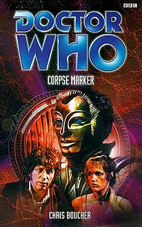 Corpse Marker (Doctor Who: The Past Doctor Adventures, #27)