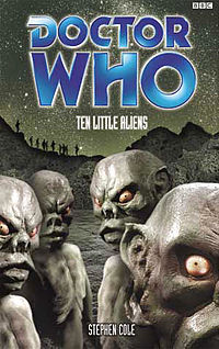 Ten Little Aliens (Doctor Who: The Past Doctor Adventures, #54)