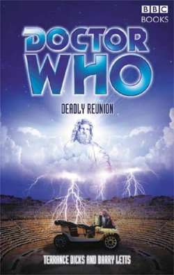 Deadly Reunion (Doctor Who: The Past Doctor Adventures, #63)