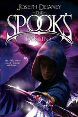 The Spook's Destiny (The Wardstone Chronicles, #8)