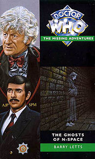 The Ghosts of N-Space (Doctor Who: The Missing Adventures, #7)