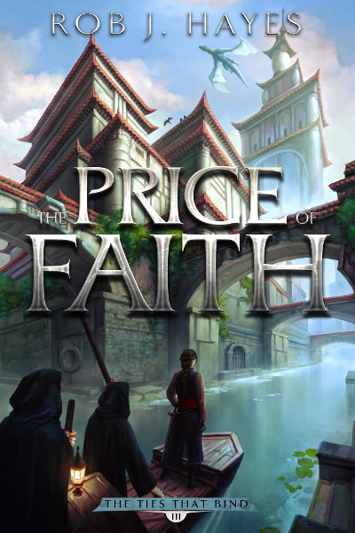 The Price of Faith (The Ties That Bind, #3)