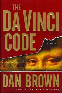 The Da Vinci Code (Robert Langdon, #2)