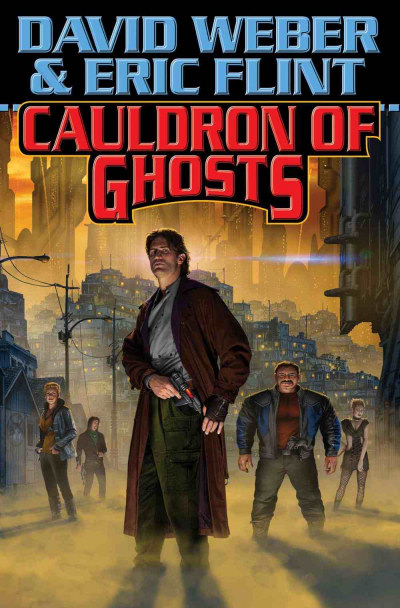 Cauldron of Ghosts (Wages of Sin (Honorverse), #3)