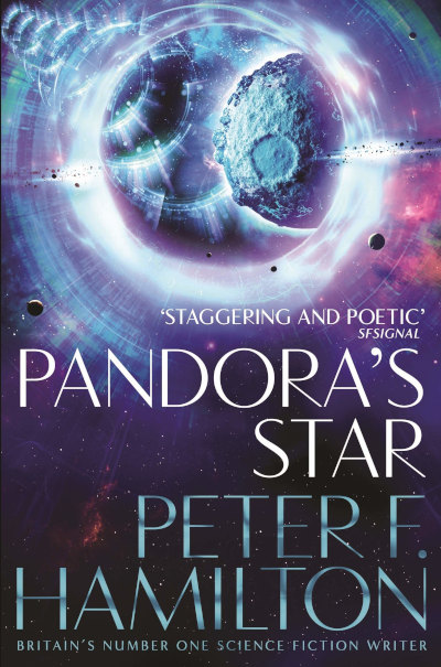 Pandora's Star (The Commonwealth Saga, #1)