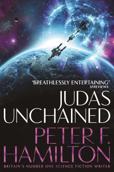 Judas Unchained (The Commonwealth Saga, #2)