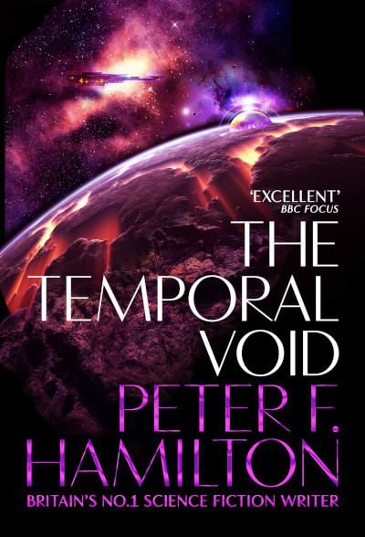 The Temporal Void (The Void Trilogy, #2)