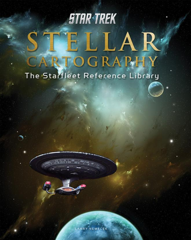 Star Trek Stellar Cartography: The Starfleet Reference Library