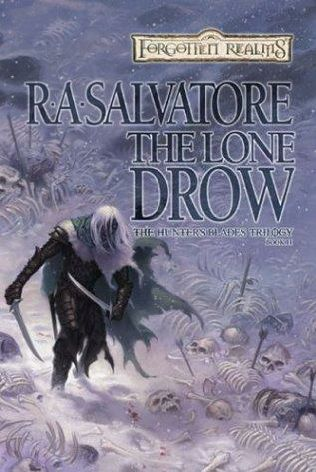 The Lone Drow (The Hunter's Blades Trilogy, #2)