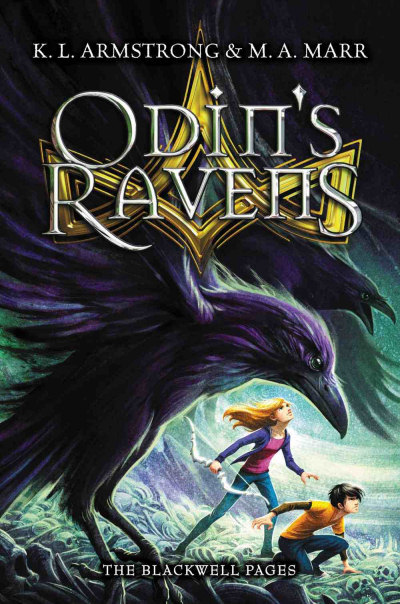 Odin's Ravens (The Blackwell Pages, #2)