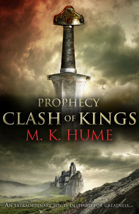 Clash of Kings (The Merlin Prophecy, #1)