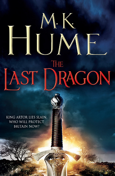 The Last Dragon (Twilight of the Celts, #1)
