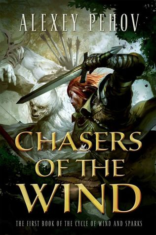 Chasers of the Wind (The Cycle of Wind and Sparks, #1)