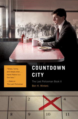 Countdown City (The Last Policeman, #2)
