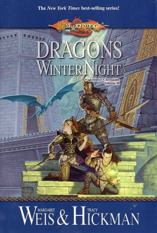 Dragons of Winter Night (Dragonlance Chronicles, #2)
