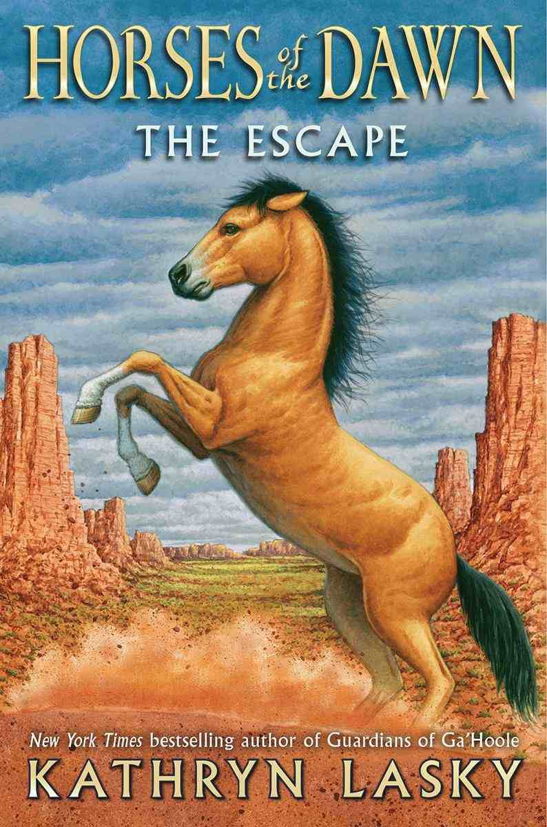 The Escape (Horses of the Dawn, #1)