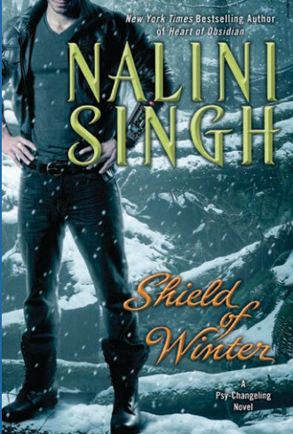 Shield of Winter (Psy-Changelings, #13)