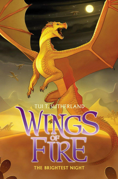 The Brightest Night (Wings of Fire, #5)