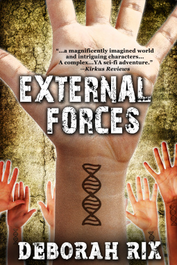 External Forces (The Laws of Motion, #1)