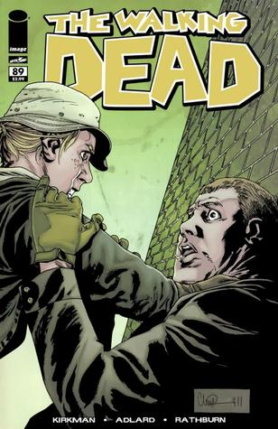 The Walking Dead, Issue #89 (The Walking Dead (single issues), #89)