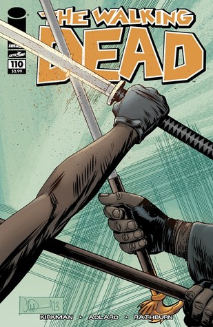 The Walking Dead, Issue #110 (The Walking Dead (single issues), #110)