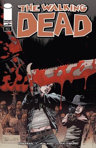 The Walking Dead, Issue #112 (The Walking Dead (single issues), #112)
