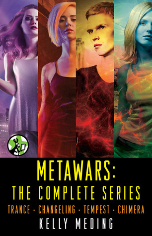 MetaWars: The Complete Series