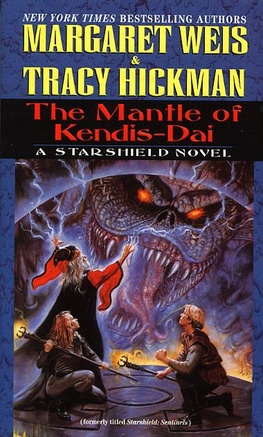 The Mantle of Kendis-Dai (Starshield, #1)