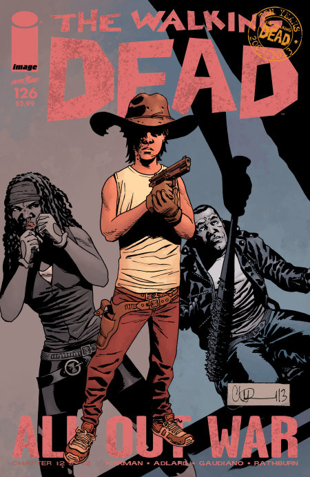 The Walking Dead, Issue #126 (The Walking Dead (single issues), #126)