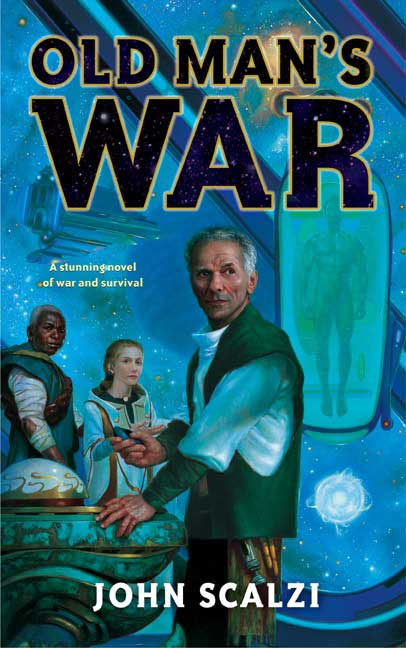 Old Man's War (Old Man's War Universe, #1)
