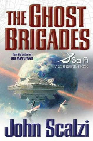 The Ghost Brigades (Old Man's War Universe, #2)