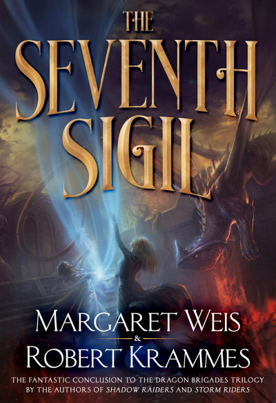 The Seventh Sigil (The Dragon Brigade, #3)