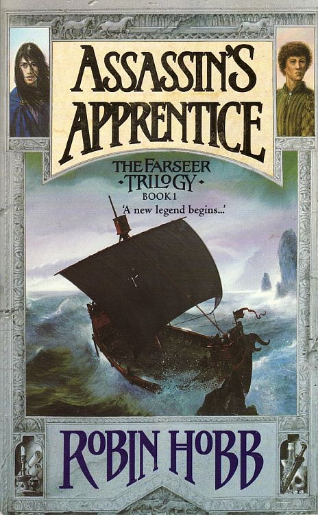 Assassin's Apprentice (The Farseer, #1)