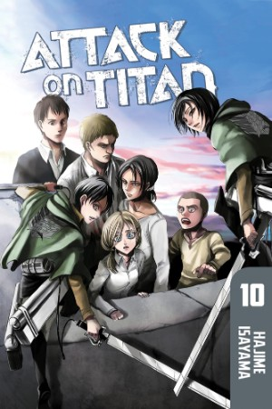 Attack on Titan: Volume 10 (Attack on Titan, #10)