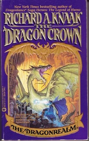 The Dragon Crown (The Dragonrealm, #6)