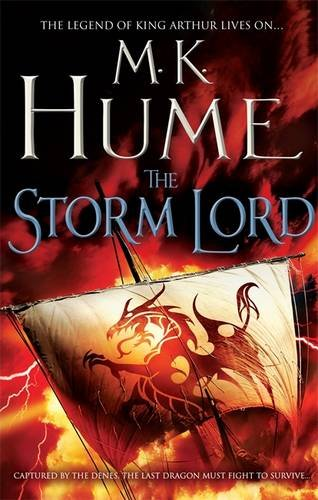 The Storm Lord (Twilight of the Celts, #2)