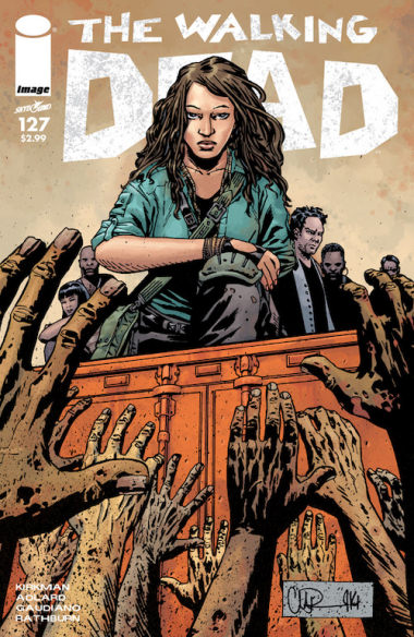 The Walking Dead, Issue #127 (The Walking Dead (single issues), #127)