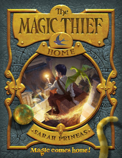 Home (The Magic Thief, #4)