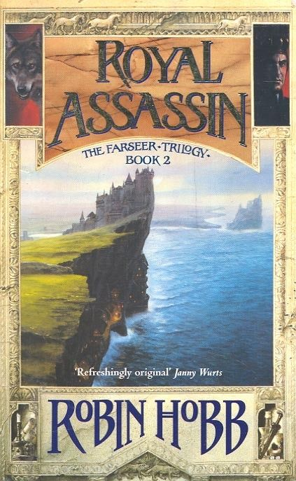 Royal Assassin (The Farseer, #2)