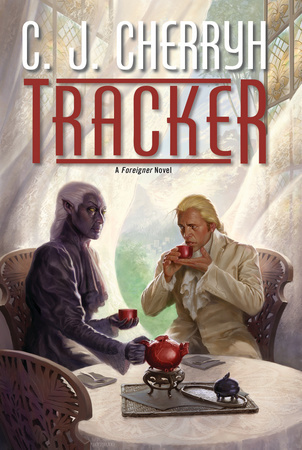 Tracker (The Foreigner Universe, #16)