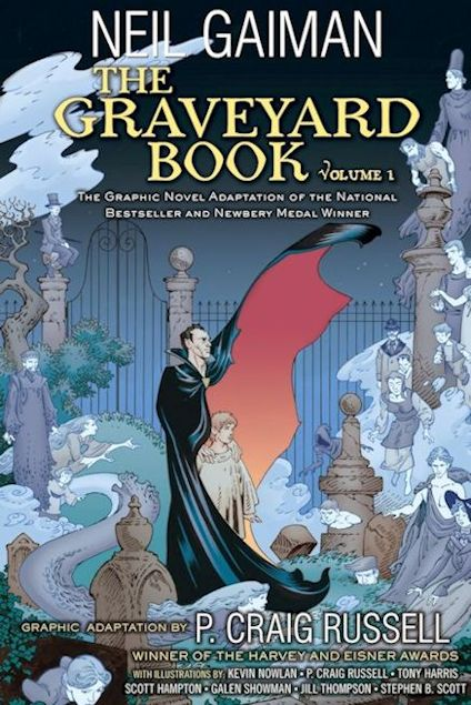 The Graveyard Book: The Graphic Novel: Volume 1