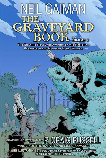 The Graveyard Book: The Graphic Novel: Volume 2