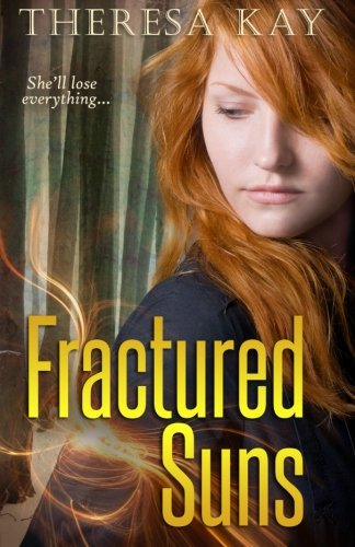 Fractured Suns (Broken Skies, #2)