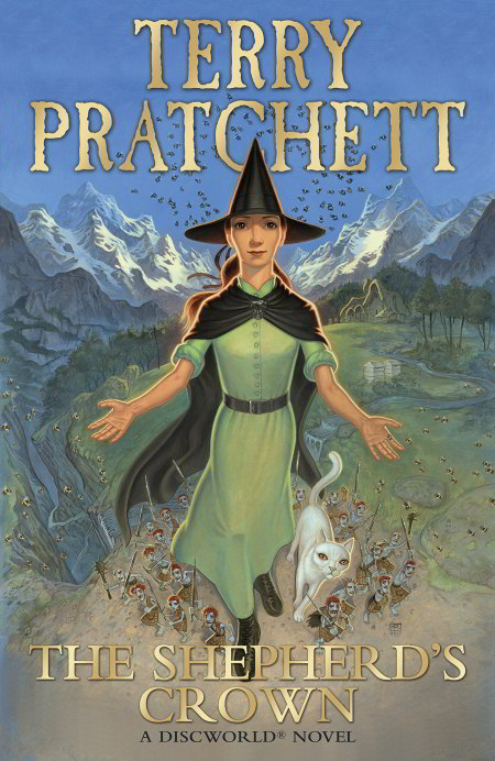 The Shepherd's Crown (Discworld (for young readers), #6)
