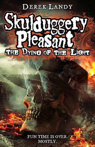 The Dying of the Light (Skulduggery Pleasant, #9)
