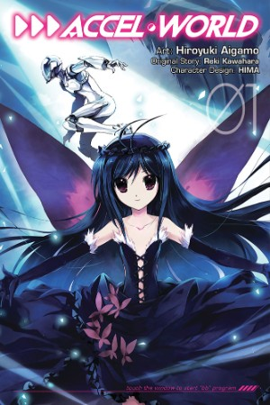 Accel World: Volume 1 (Accel World (graphic novels), #1)